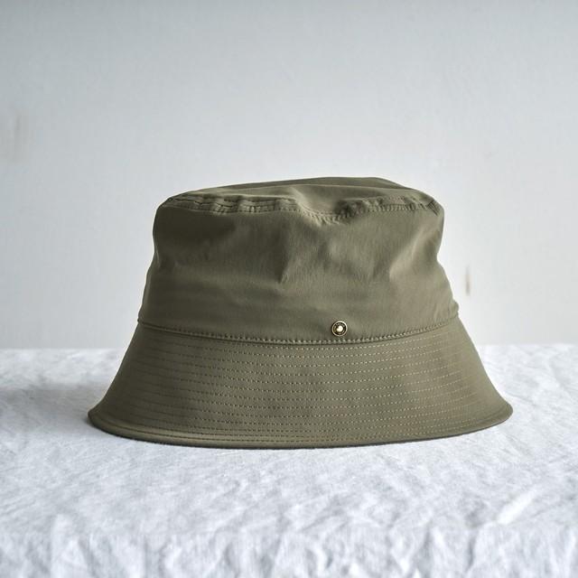 Nine Tailor  ナインテーラー  Dietes Hat バケットハット Olive  N-606