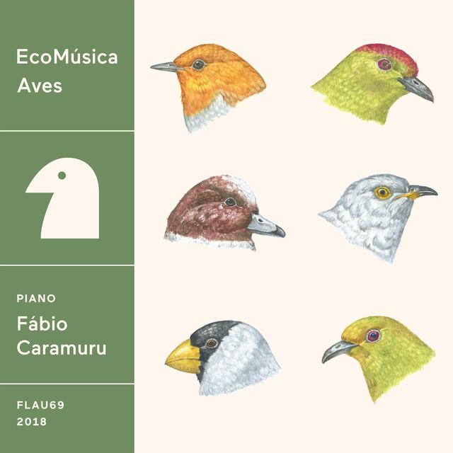 Fábio Caramuru『EcoMúsica | Aves / エコムジカ アヴェス』(flau)