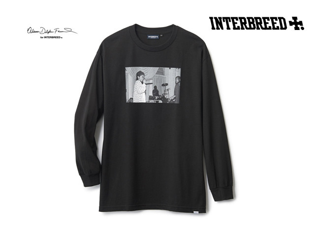 INTERBREED|L.BOOGIE COLLECTION QUEEN OF RAP TEE