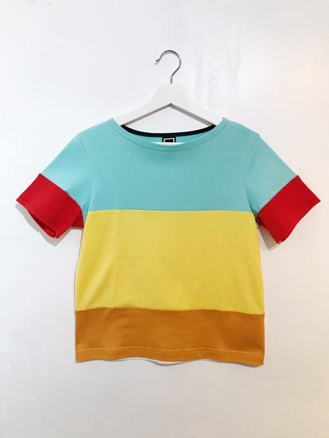 Colorful Tee【カラフル2WAY Tシャツ】17