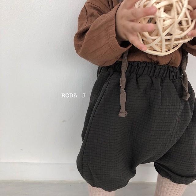 【お取り寄せ】RODA J ワッフルパンツ