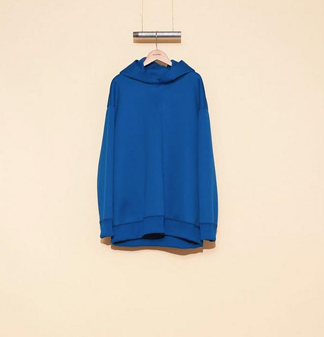 DIGAWEL【ディガウェル】BONDING HOODIE (BLUE)