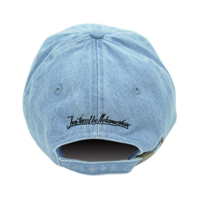 Beseball Low Cap / Light Blue