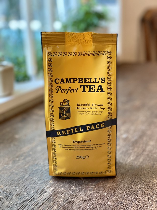 Campbell's Perfect Tea  リフィルパック
