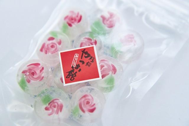 薔薇飴 400円
