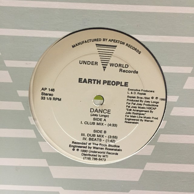 DANCE / EARTH PEOPLE