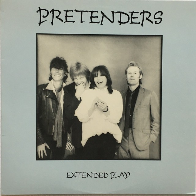 【12inch・米盤】The Pretenders / Extended Play