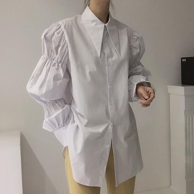 Puffsleeve blouse KRE1040