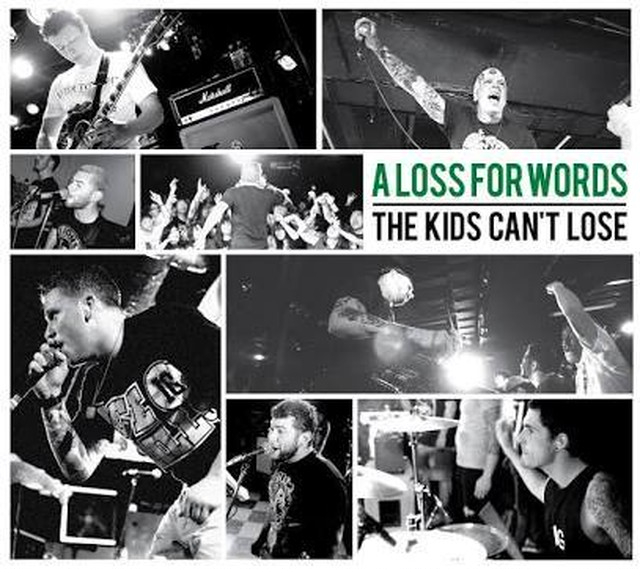 【USED】A LOSS FOR WORDS / THE KIDS CAN'T LOSE