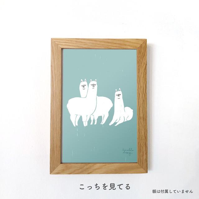 A5アートポスター [なかよし]