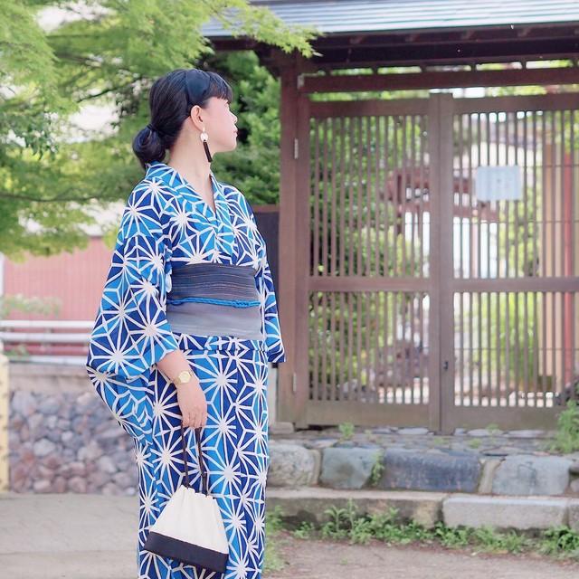浴衣 レディース 単品 キスミス ブランド <花柄/マゼンダ> Yukata
