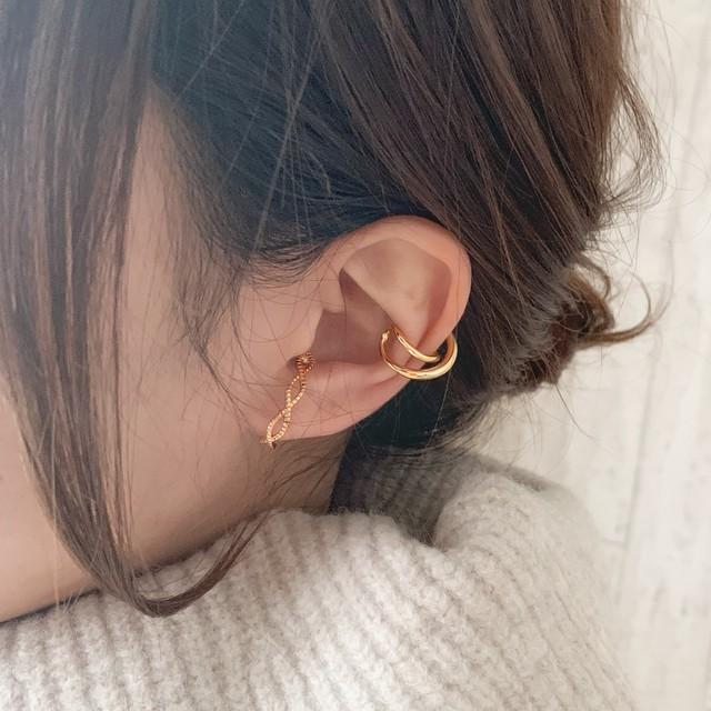 【JORIE】NUANCE Ear cuff