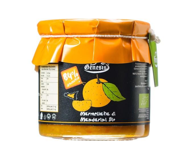 Marmellata di arancia rosse Bio ブラッドオレンジジャム(モロ種)