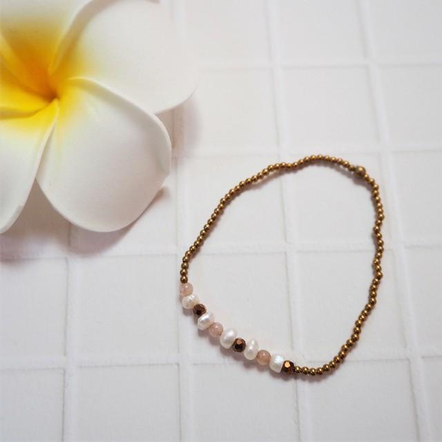 Beads Bracelet《PNK》18385037-G