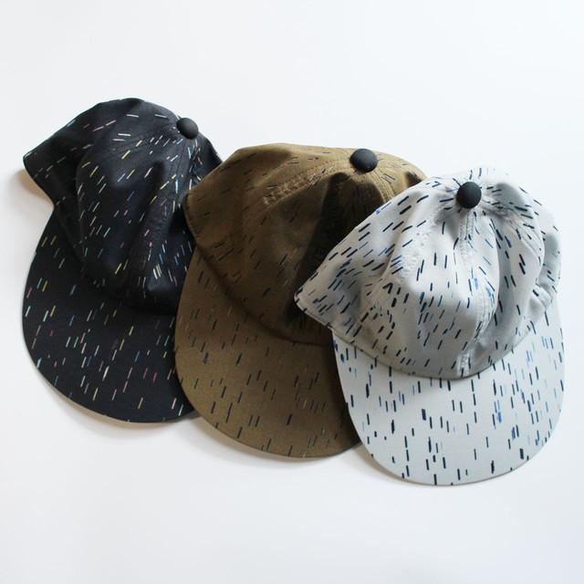 michirico cap (モカ/グレー/ブラック) (F)[MR20SS-21]※メール便可