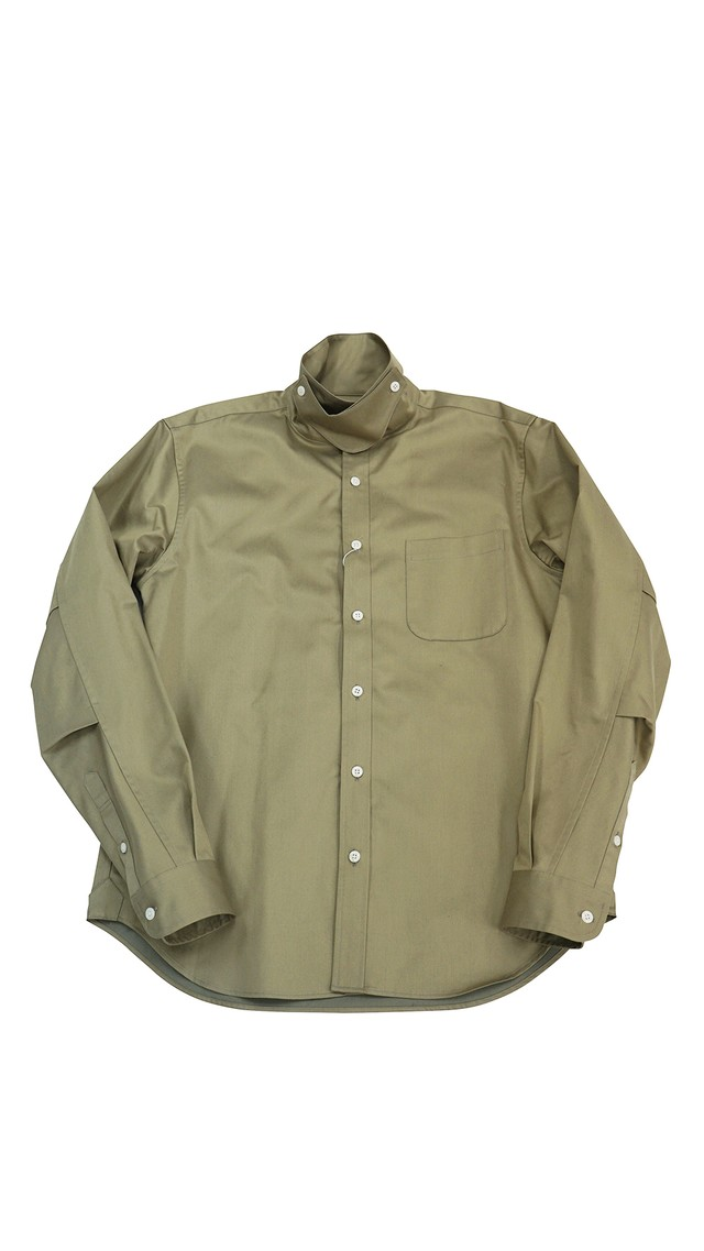 TRENCH SHIRTS (CAMEL)