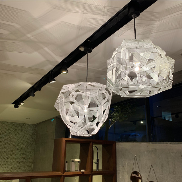 DIAMOND-L PENDANT LIGHT