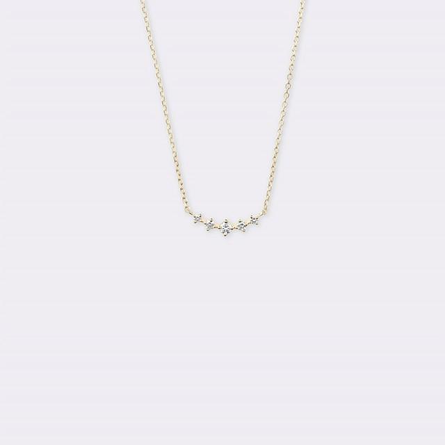 ENUOVE Fleur Necklace K18YG(イノーヴェ フルールネックレス K18イエローゴールド)