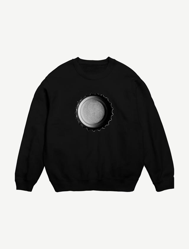 【BEER CROWN】スウェット(ブラック)
