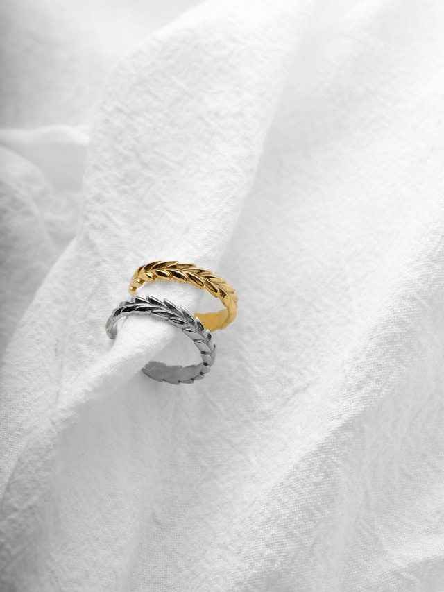 316L  maile ring