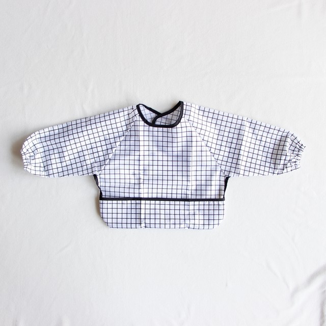 《chocolatesoup》GEOMETRY SMOCK / grid