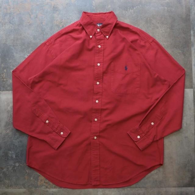 Ralph Lauren one point red shirt
