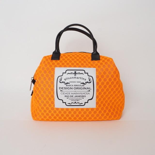 gilsonmartins ジルソンマルチンス LORY ローリー オレンジ&ホワイトラベル