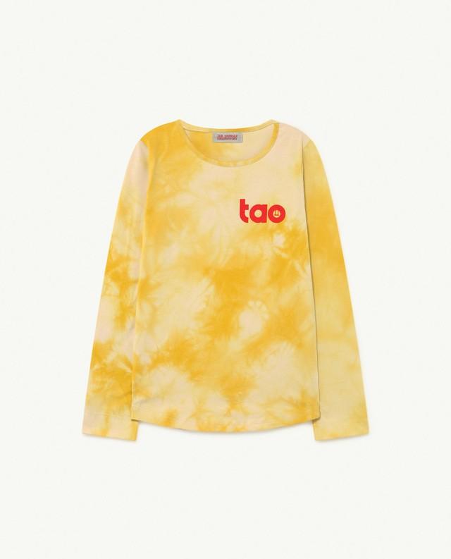 【21AWpre】the animals observatory ( TAO ) DEER KIDS  T-SHIRT Tシャツ タイダイ