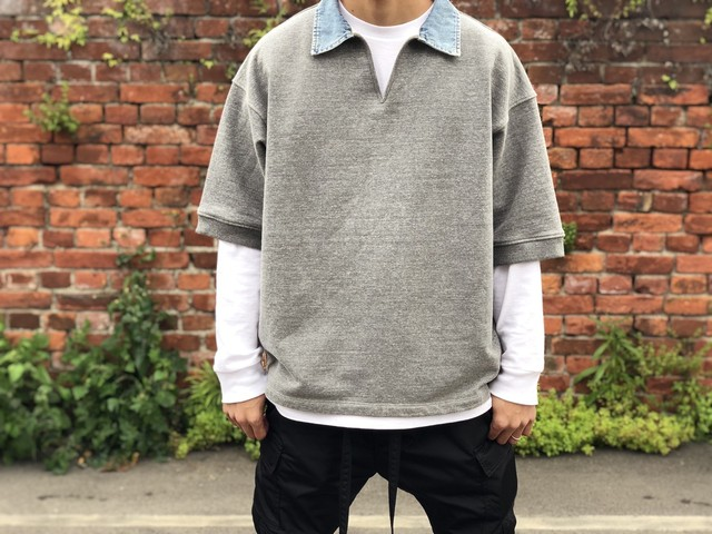 FEAR OF GOD FIFTH COLLECTION HALF SLEEVE SWEAT LARGE 110JC4993
