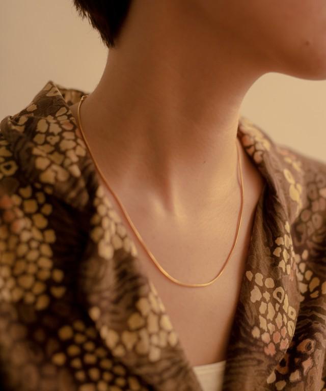 Simple Narrow Necklace