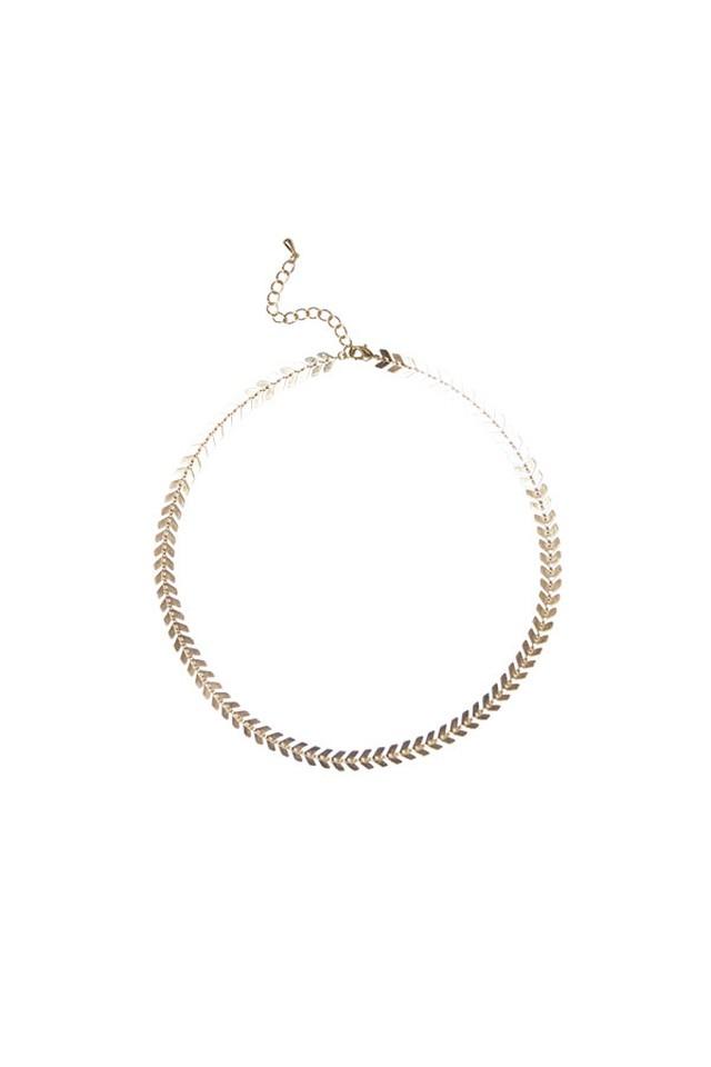 Arrow Chain Necklace
