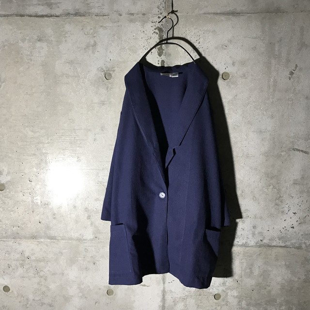 [used] dark purple like haori jacket