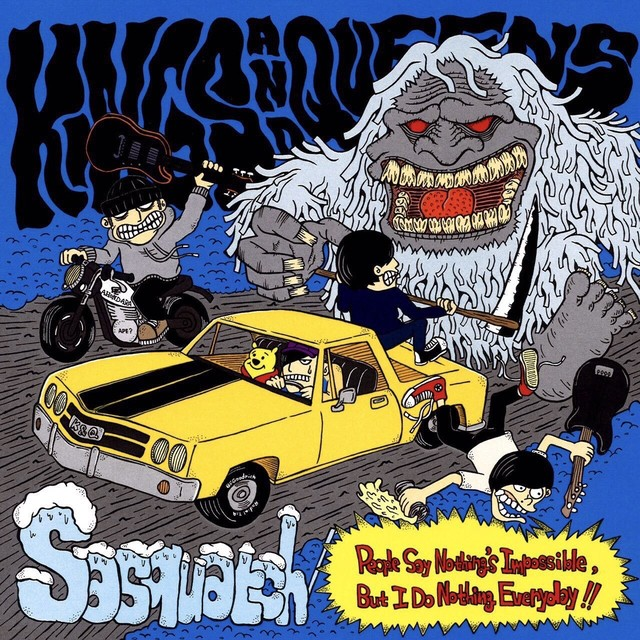 【DISTRO】Kings and Queens / Sasquatch