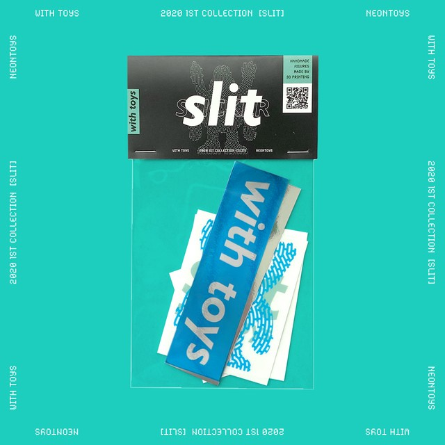 SLIT - STICKER PACK
