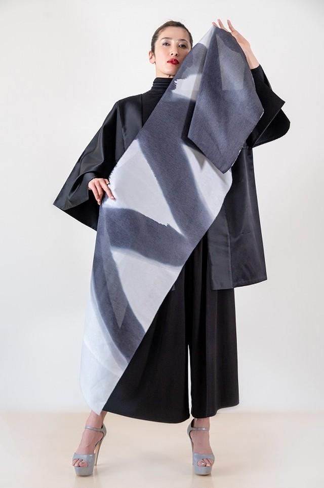 絹羽織|BOLERO_SHORT
