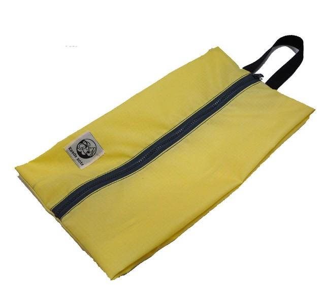 シューズケース 軽量黄色 SH004