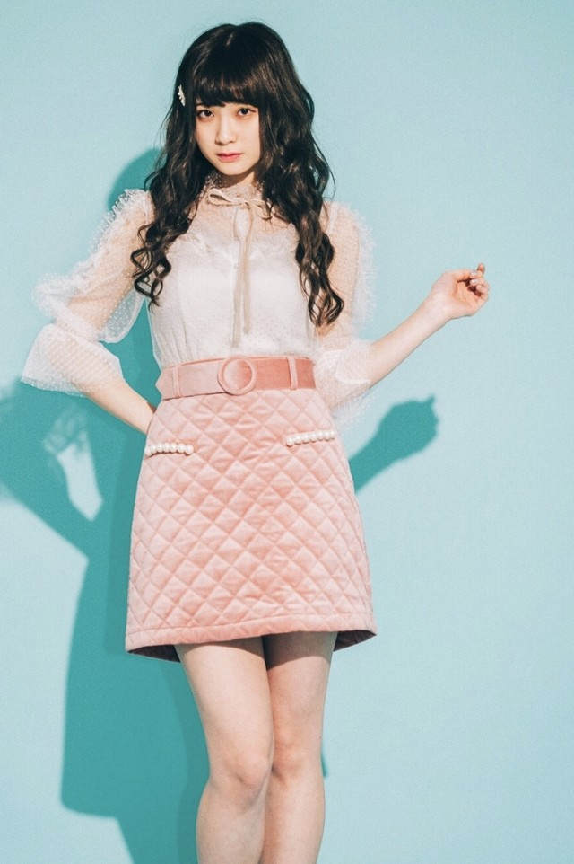 Dolly gem Skirt (Pink)
