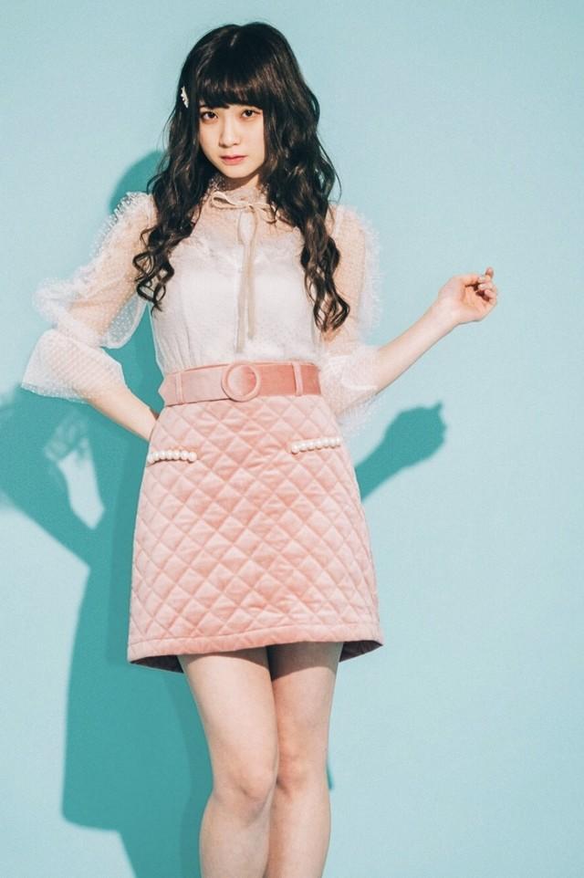 Dolly gem Skirt (Pink)