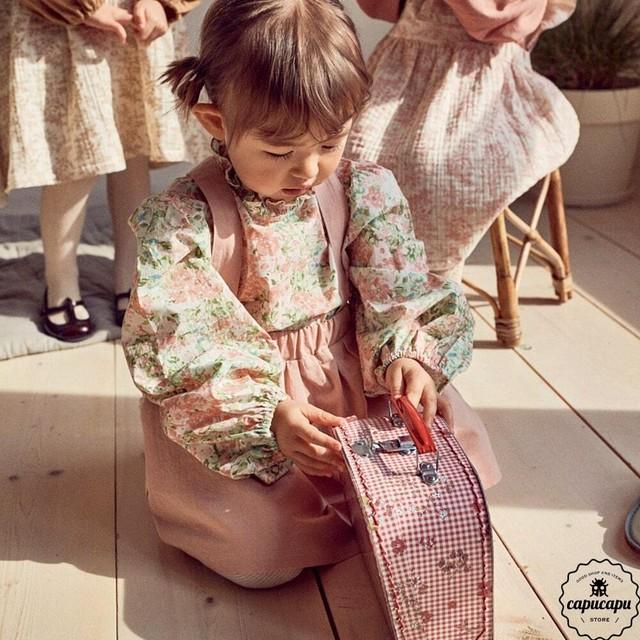 «予約»«pour enfant» プリーンブラウス Preen blouse