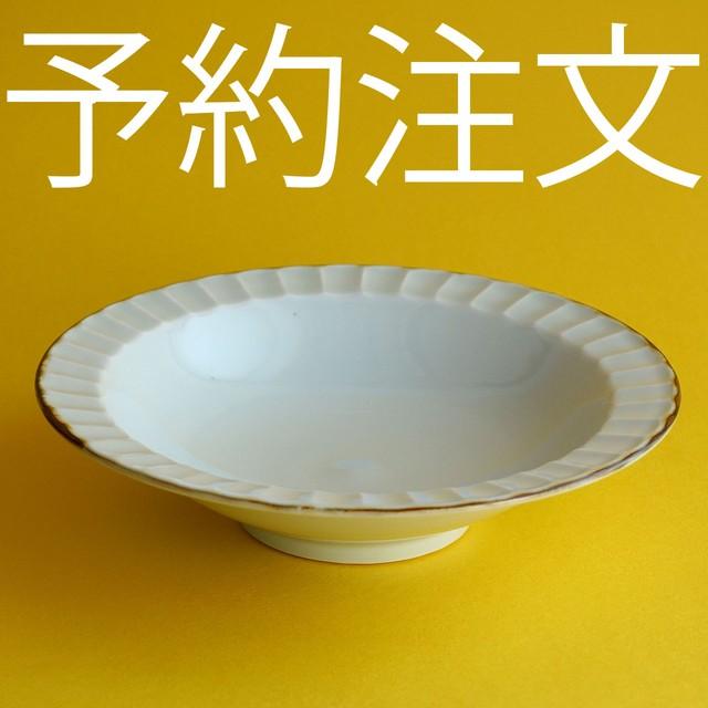 【予約注文】しのぎ 7寸パスタ皿