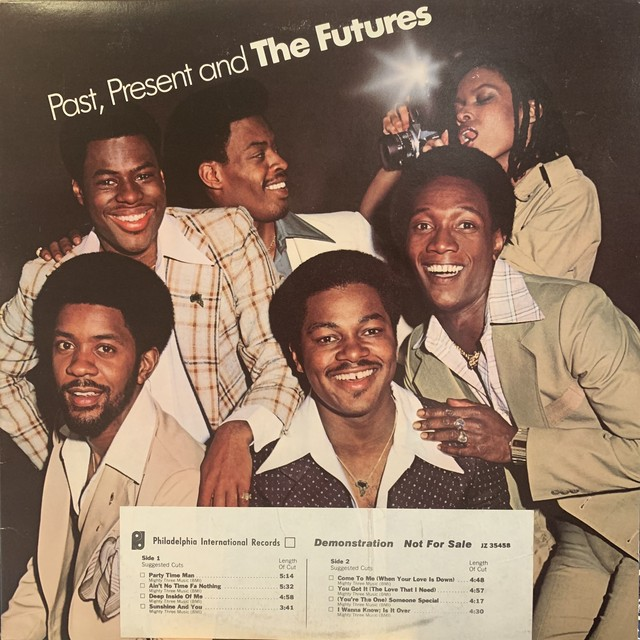 The Futures - Past, Present And The Futures