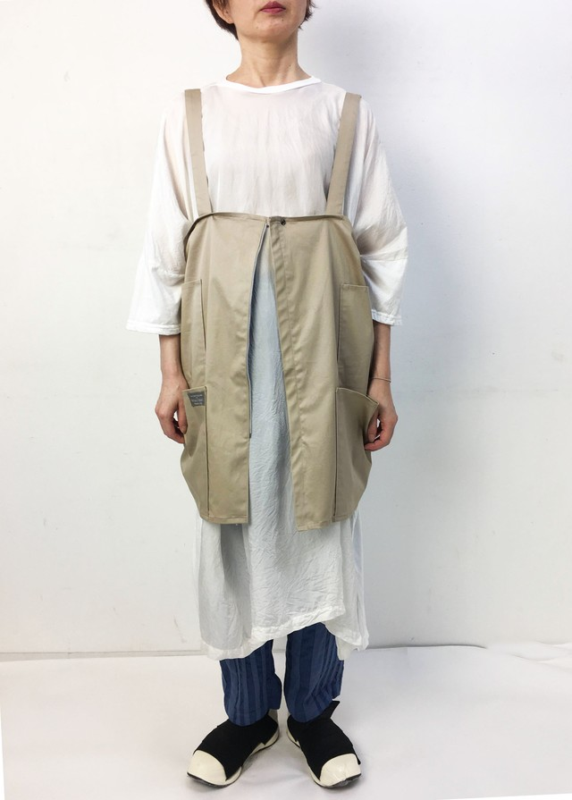 2-211-809 SHELF VEST  [BEIGE]