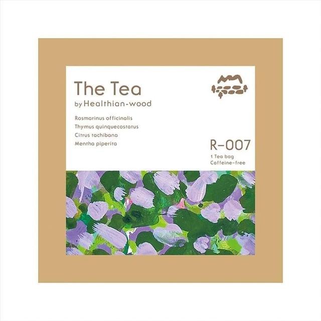 The Tea  R-007(3個入)【集中力アップ】