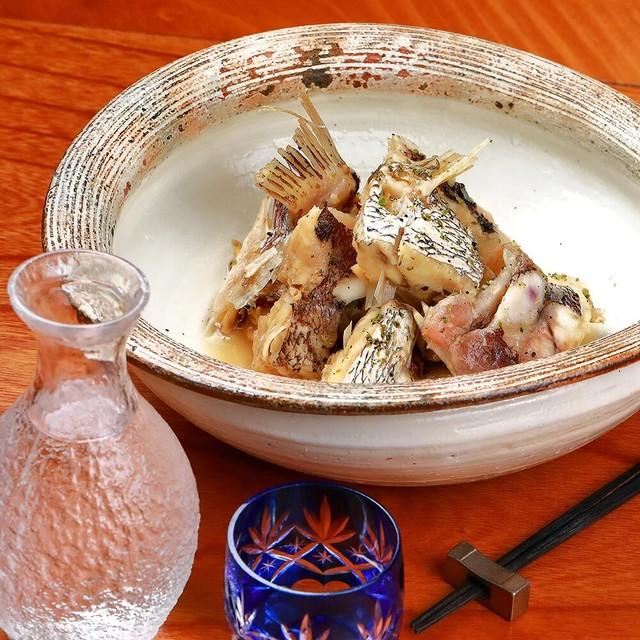 長崎県産天然真鯛の潮煮(冷凍)
