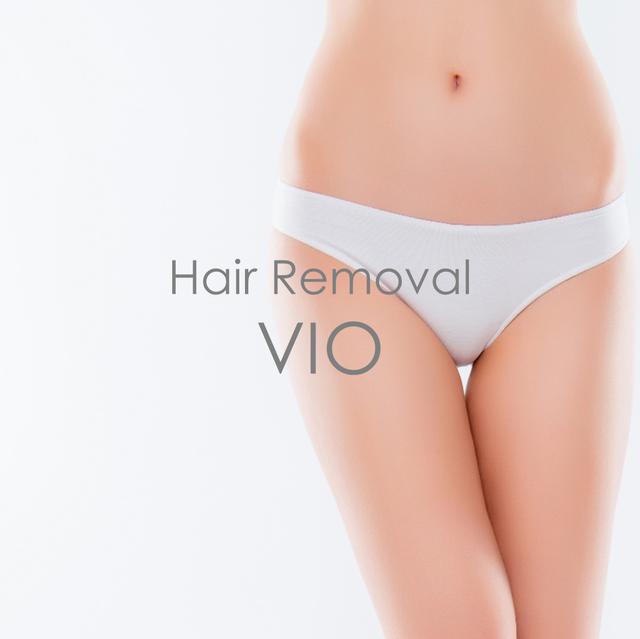 Hair Removal - VIO