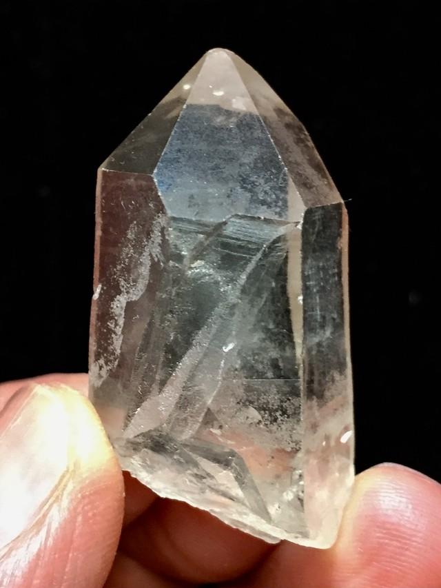 46) 採掘初期オリジナル鉱山産「レムリアン・シード」レコードキーパー
