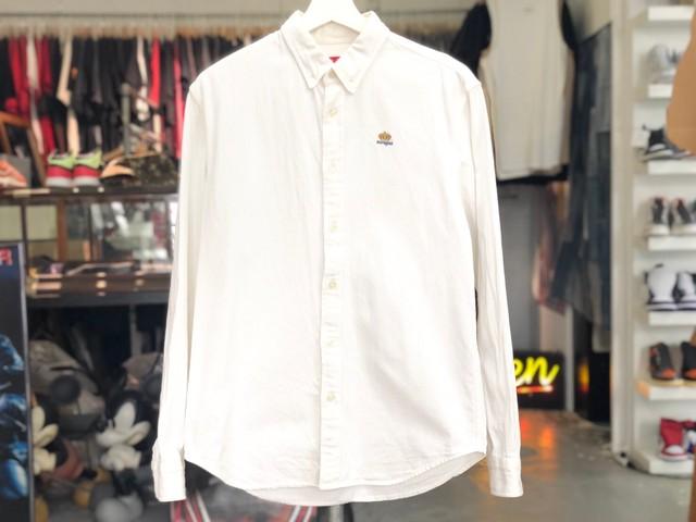 Supreme BD SHIRT WHITE SMALL 10JI8588