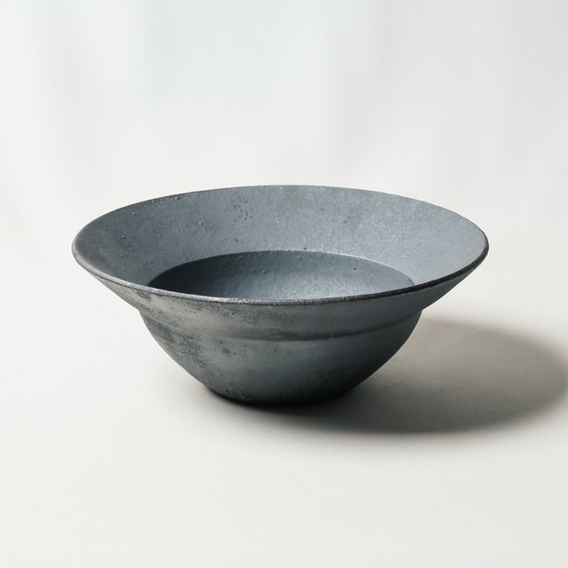 Wide cylinder shape pot(sand scape)