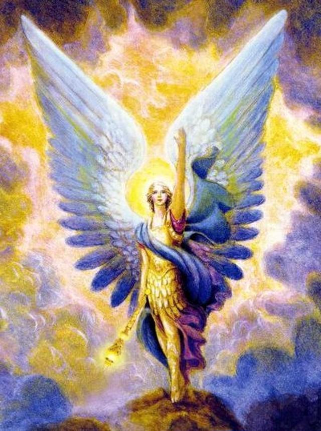 オラクルカードにより天使の問題解決メッセージ