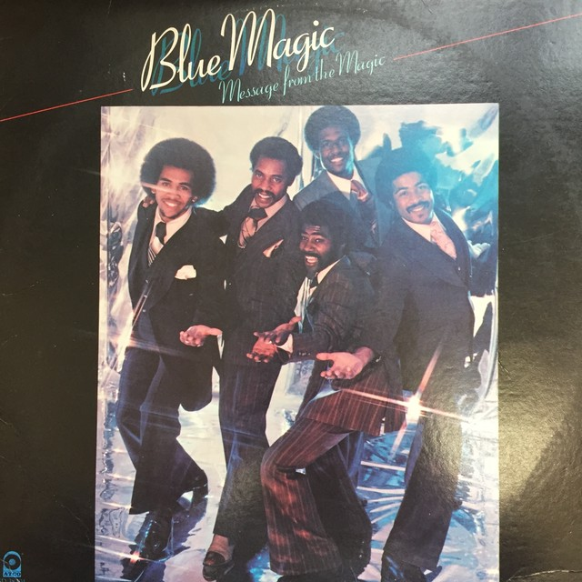 Blue Magic ‎– Message From The Magic